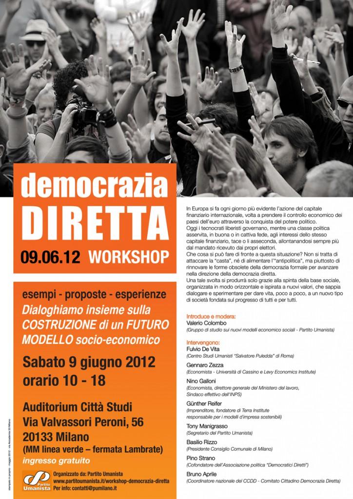 Presentazione Workshop Democrazia Diretta - formato A4 jpg