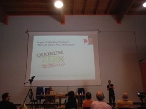 foto Quorum Zero