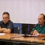 Nino Galloni e Valerio Colombo