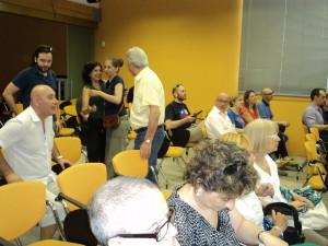 Pubblico Workshop Guerra Euro