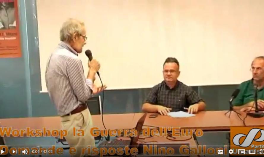 Video con interventi e domande dal pubblico